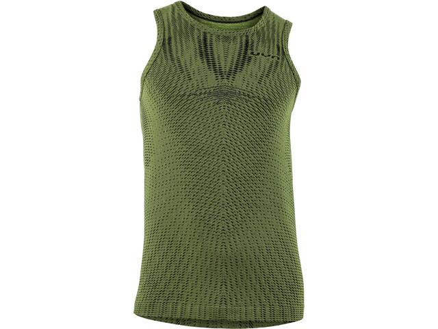UYN Running Activyon 2.0 OW T-shirt SL Homme, green parrot